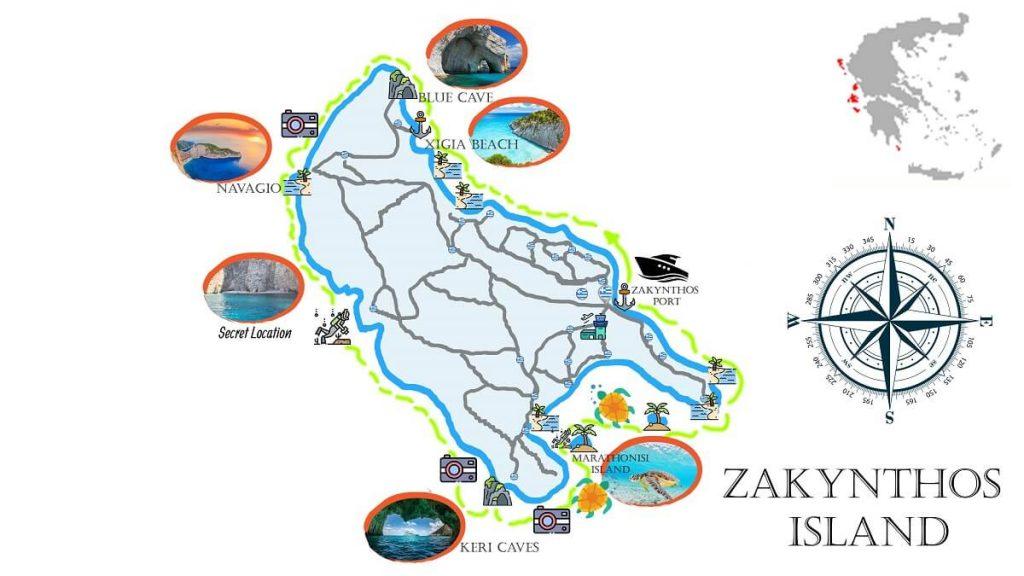 Cruise-Round-trip-of-zakynthos